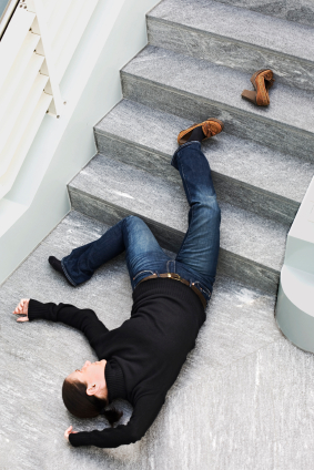 Stairway and Stairwell Injuries - Premises Liability Manhattan