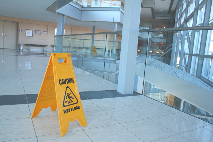 what to do after slip and fall accident new york